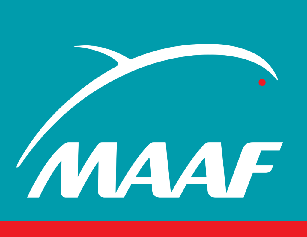 Logo MAAF Centre Commercial Villejuif7