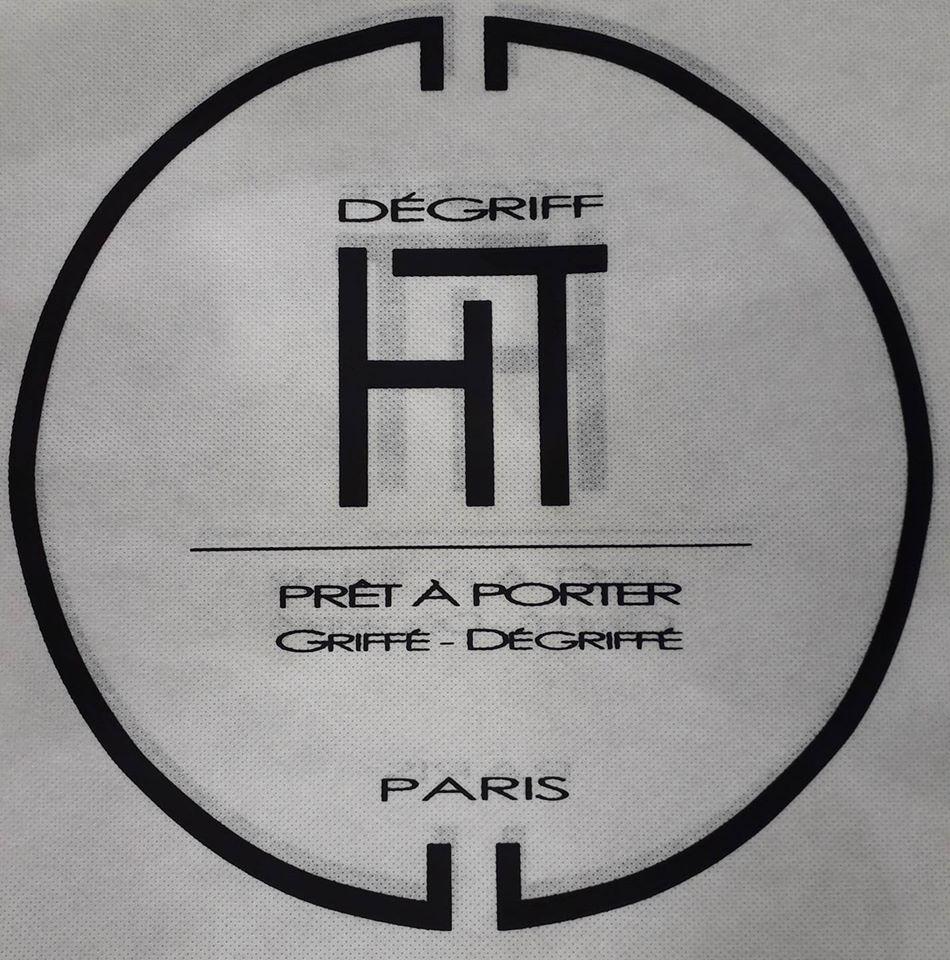 Logo HT Degrieff Centre Commercial Villejuif7