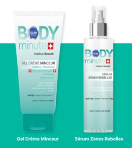 Cure Silhouette Body Minute du 1er au 31 Juillet 2020